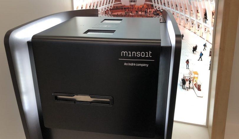 Minsait permite levantamentos sem contacto em caixas automáticas