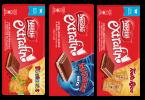 Nestlé Extrafino lança tabletes de chocolate recheadas