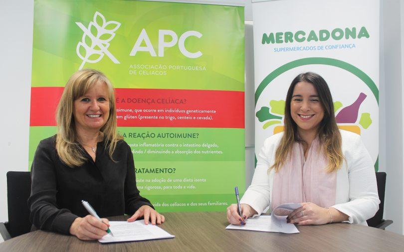 Mercadona e Associação Portuguesa de Celíacos assinam acordo de colaboração