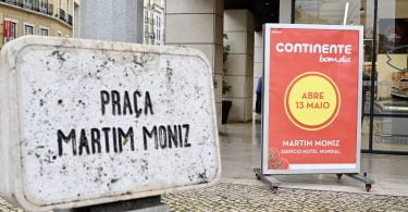 Praça Martim Moniz recebe nova loja Continente Bom Dia