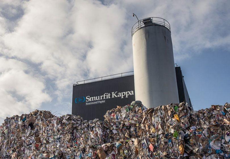 Smurfit Kappa reduz emissões de CO2 quase para um terço
