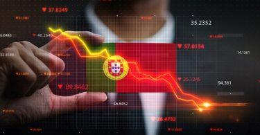 Abril revela uma forte contração da atividade económica