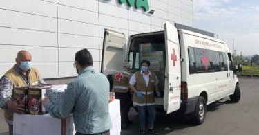 Doação à CRuz Vermelha Portuguesa scaled e