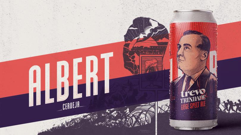 Cervejas Trindade e Trevo lançam nova cerveja de espelta