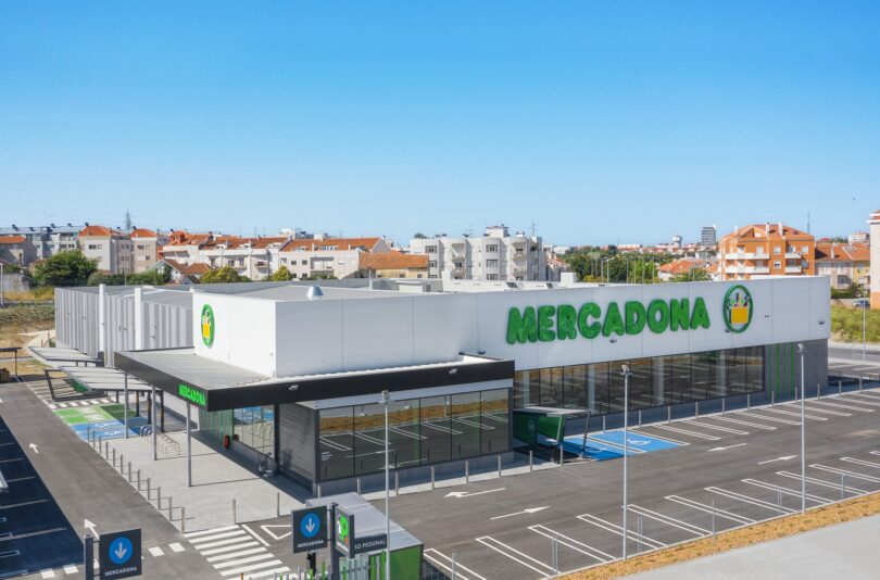 Mercadona Silva Rocha, Aveiro