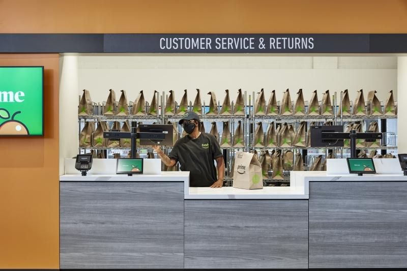 Amazon Fresh Woodland Hills Customer Service