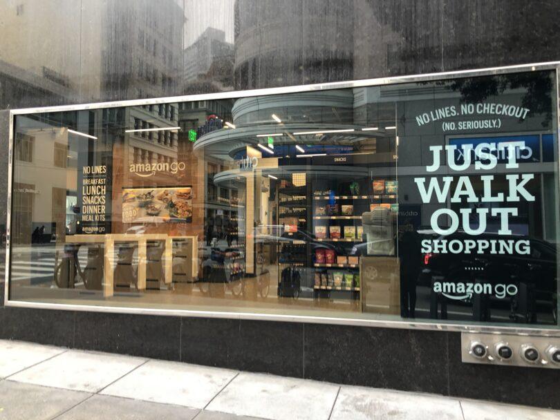 Sair da loja sem passar pela caixa: a próxima fronteira do retalho
