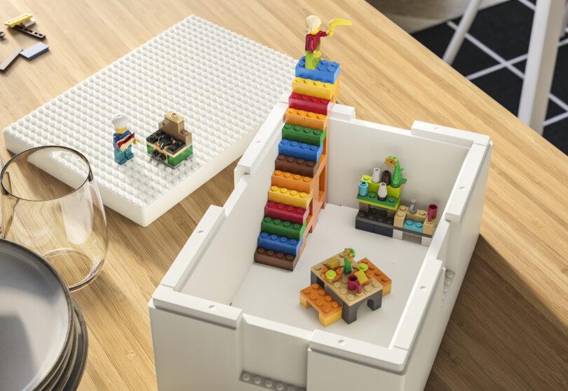 Ikea e Lego criam Bygglek