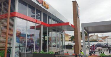 Burger King Porto Alto  e