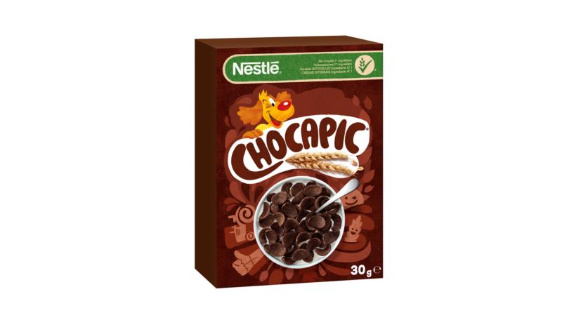 Chocapic lança porções individuais