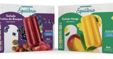 Gelados � Fruta Continente Equilíbrio