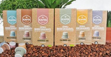 Kaffa Biodegradavel Compostavel