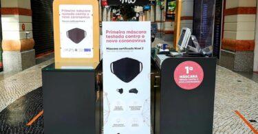 MO abrepop-upstores para venda de máscaras