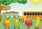 Mimosa Fruta Batida e