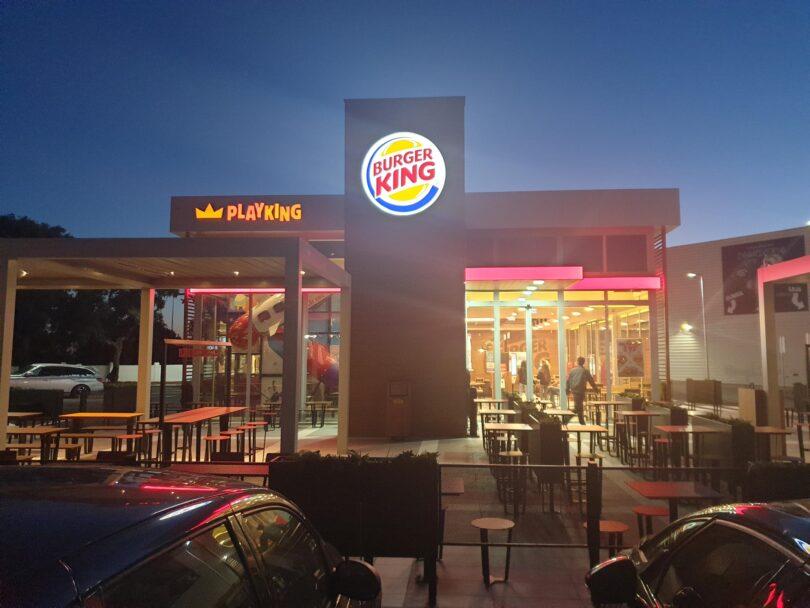 Burger King Montijo