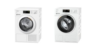 Nova gama de máquinas de lavar Miele
