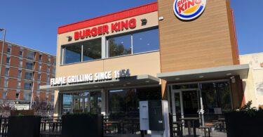 Burger king S.João Porto