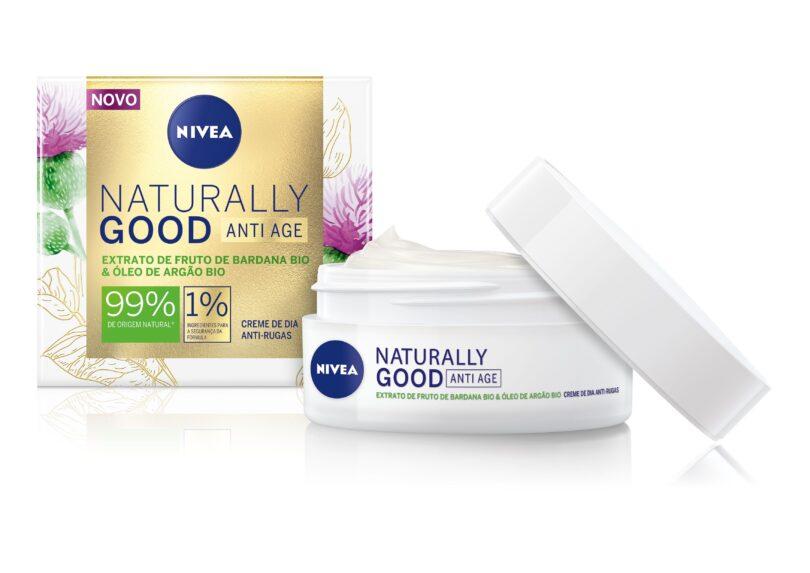 Nivea lança gama vegan Naturally Good