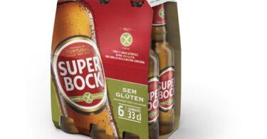 Super Bock Sem Glúten Pack e