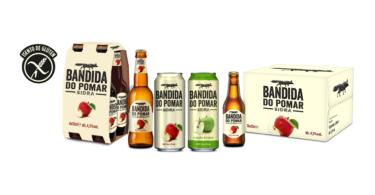 Bandida do Pomar certificada pela Associação Portuguesa de Celíacos