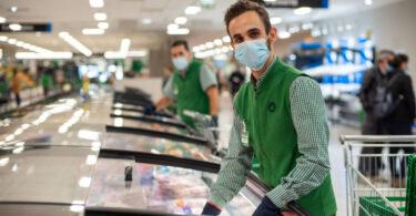 Mercadona com novos supermercados