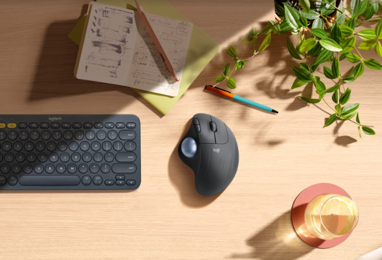 Rato Ergo M575 Wireless Trackball