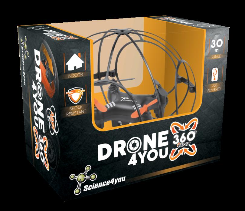 DroneYou  Indoor