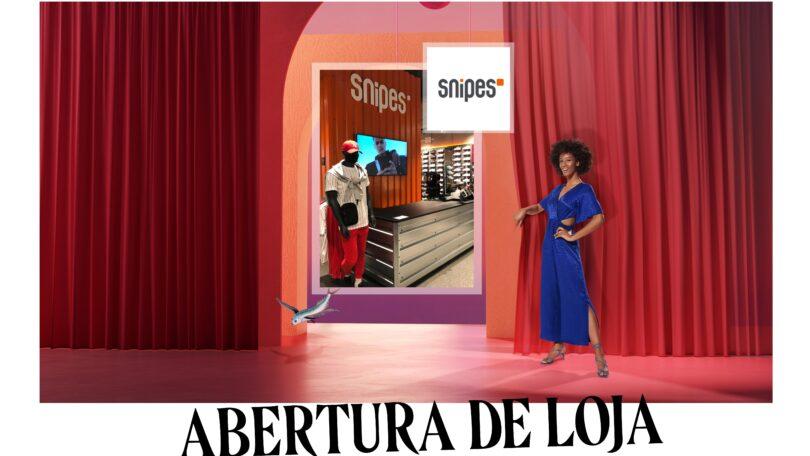 Aqua Portimão Nova loja Snipes scaled e