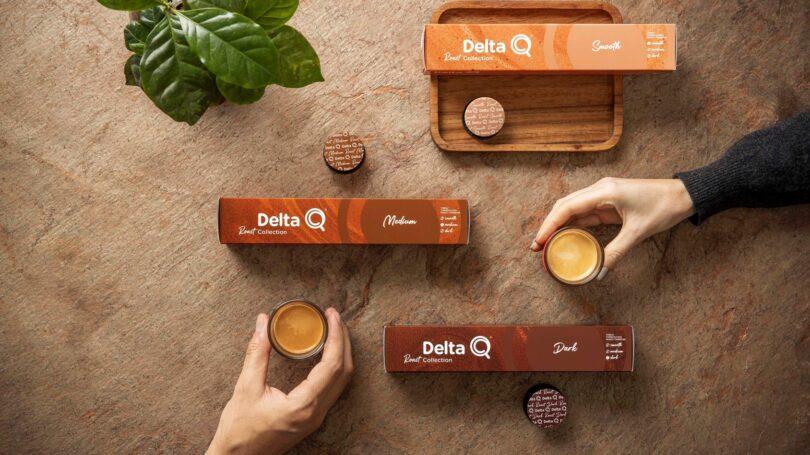 Delta Q Roast Collection  e
