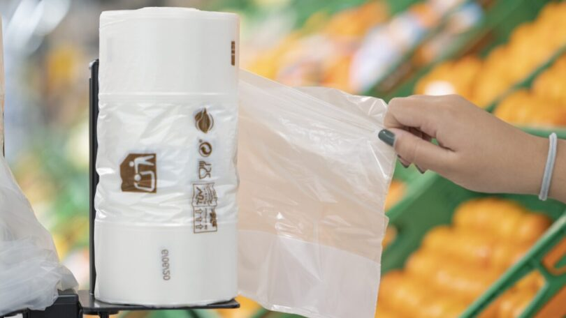 Sacos compostaveis Mercadona e