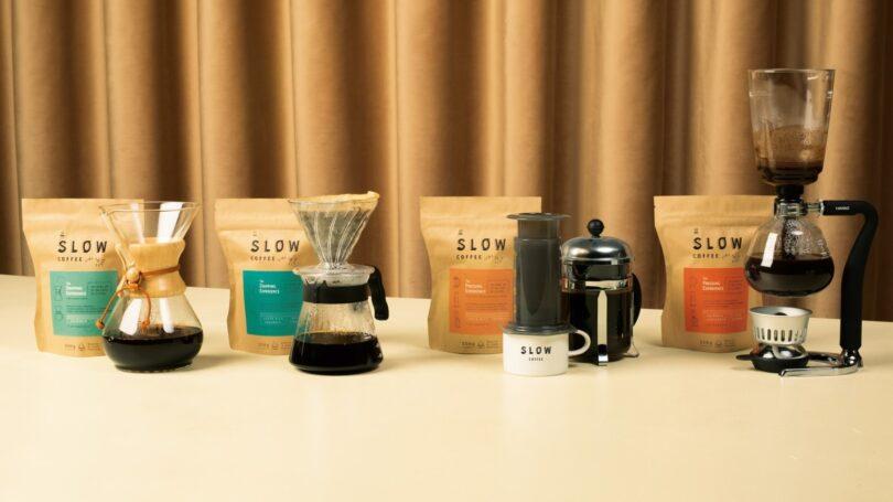 Slow Coffee   e