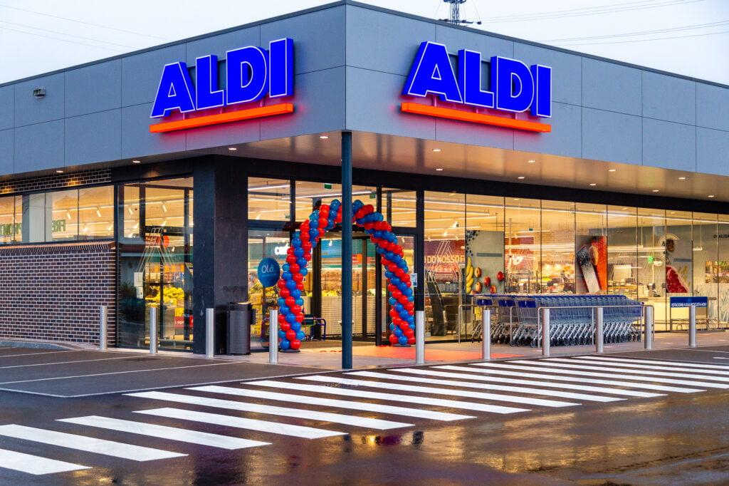 lojas loja ALDI