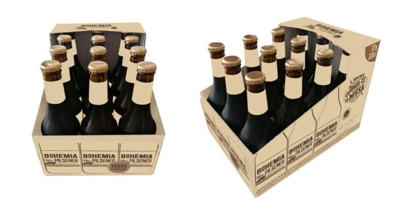 cerveja Bohemia caixa
