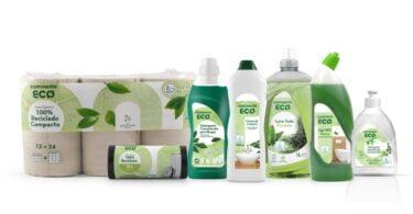 Produtos sustentáveis - Continente ECO