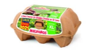 matinados XL ovos  e