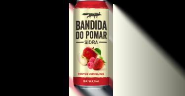 Bandida do Pomar aposta em novo sabor : frutos vermelhos
