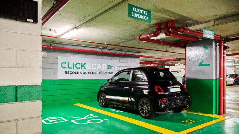 Serviço de Click & Cardisponível agora no Supercor do Parque das Nações