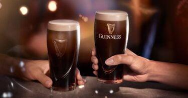 Diageo e SCC renovam contrato de distribuição exclusiva da marca Guinness