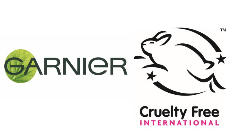 Garnier recebe selo de aprovação da Cruelty Free International