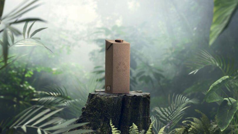 """A Tetra Pak quer introduzir no mercado a embalagem """"mais sustentável do mundo"""", anuncia através da campanha """"Go Nature. Go Carton"""" ."""