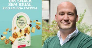 Numa altura em que a Terra Nostra aposta no segmento dos snacks, Federico Nigra, senior brand manager da marca. explicar o porquê.