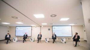 """A GS1 Portugal promoveu o 9.ª Seminário de Supply Chain, com o tema """"O novo paradigma da Cadeia de Valor: analógica, digital e o futuro""""."""