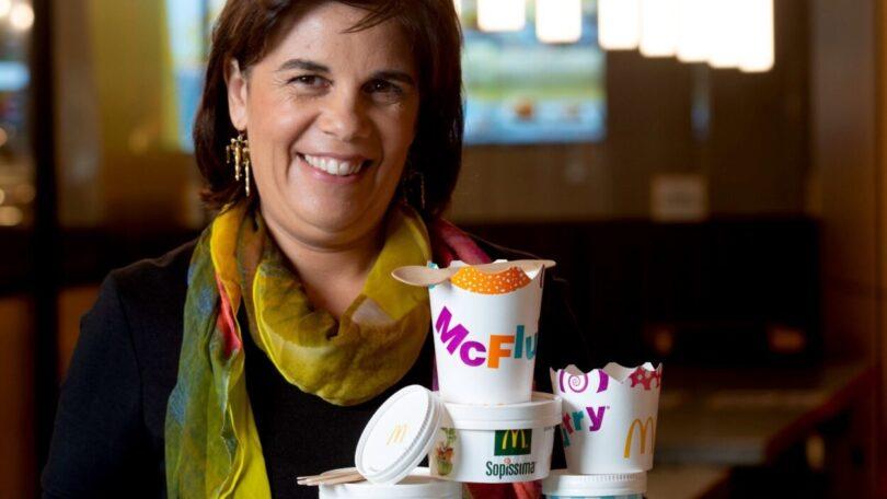 McDonald's Portugal vai utilizar menos 500 toneladas de plástico por ano, com eliminação de plástico de uso único