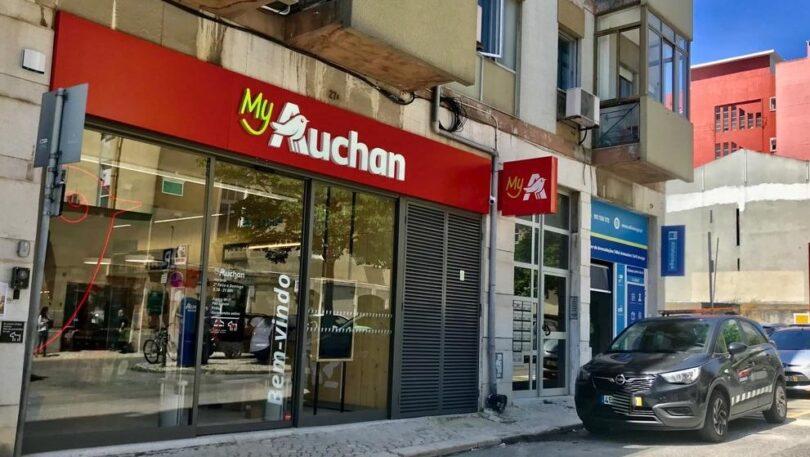 A Auchan Retail Portugal inaugurou mais uma loja My Auchan, desta vez na Rua Pedro Nunes, junto à Maternidade Alfredo da Costa.