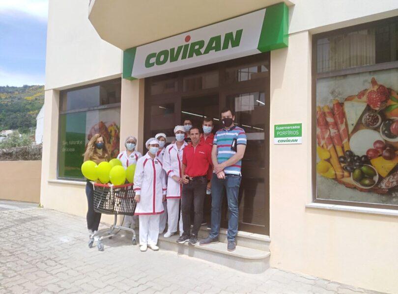 Coviran abre loja em Lamego