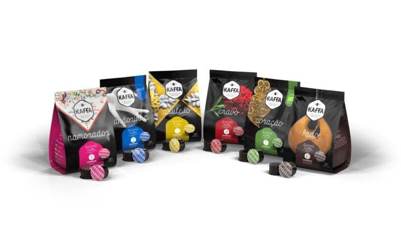 As vendas de cápsulas de café Kaffa cresceram 81% no primeiro trimestre de 2021 face ao período homólogo do ano anterior.