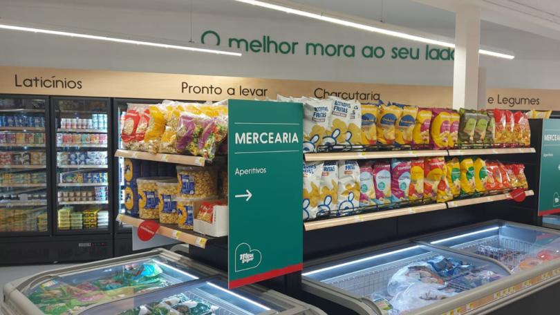 A região de Sardoal, no distrito de Santarém, conta agora com uma nova loja de proximidade Meu Super, a 22ª loja no distrito.