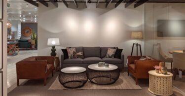 O El Corte Inglés lançou um novo serviço completo de decoração e design de interiores com aconselhamento personalizado, o Decor Studio.