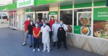 A freguesia do município de Sintra, Casal de Cambra, recebeu um novo supermercado Coviran, disponibilizando um novo espaço para compras.