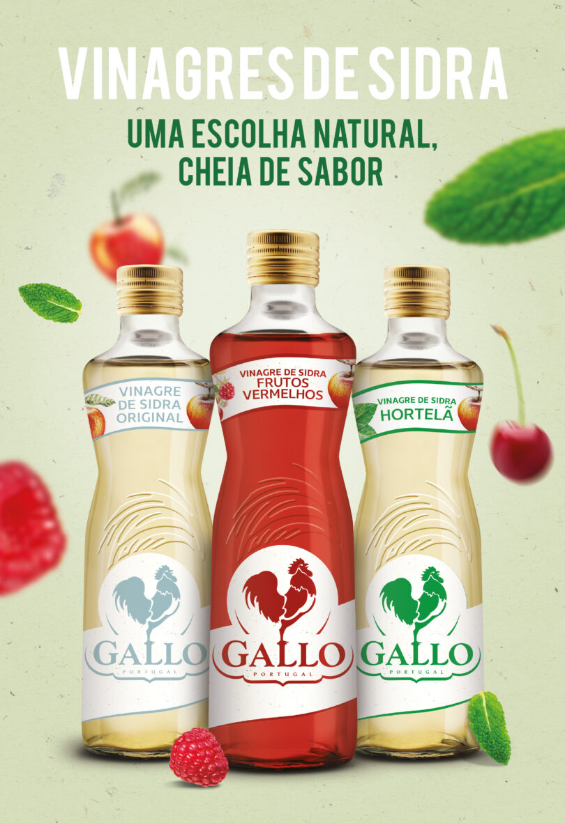 Vinagres Sidra Gallo